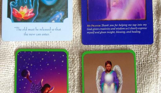 大天使のカード
